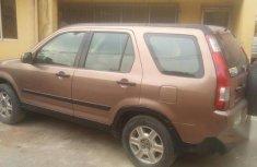 Honda CR-V 2007 Brown for sale