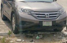 Honda CR-V 2014 Gray for sale
