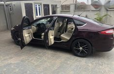 Ford Fusion 2013 SE Red for sale