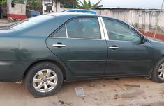 Toyota Camry 2005 Green for sale