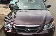Hyundai Sonata 2.4 GLS 2006 Beige for sale