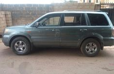 Honda Pilot 2007 EX 4x4 (3.5L 6cyl 5A) Gray for sale