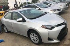 Toyota Corolla 2018 Silver for sale