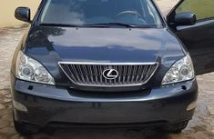 Very sharp Lexus RX 330 2007 black  for sale