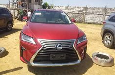 Very sharp Lexus RX 350 2016 model