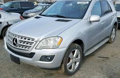 2009 MERCEDES-BENZ ML 350 for sale