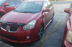 TOKUNBO PONTIAC VIBE 2009 FOR SALE