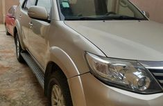 Toyota Fortuner 2015 Silver for sale
