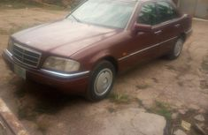 Mercedes-Benz C200 1997 Red for sale