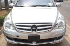 Mercedes Benz R350 2007 Silver for sale
