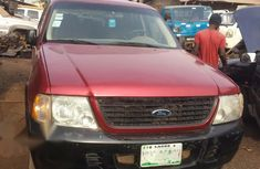 Ford Explorer Sport Track Automatic 2003 Red for sale