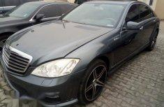Mercedes-Benz E550 2007 Gray for sale