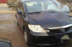 Honda City 2004 Black for sale