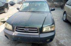 Subaru 1.8 2003 Green for sale