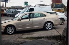 Ford Fusion V6 SEL 4WD 2007 Gold for sale