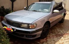 Nissan Cefiro 1996 Silver for sale