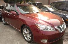Lexus ES350 2012 Red for sale