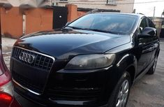 Audi Q7 2007 Black for sale
