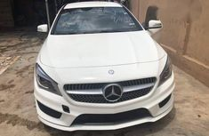 Mercedes-Benz C250 2014 White for sale