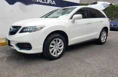 Acura RDX 2016 White For Sale