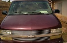 Chevrolet Astro 1995 Red for sale