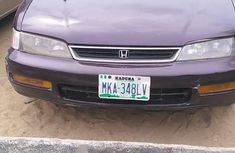 Honda Accord 1996 Purple for sale