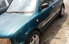 Nissan Micra 1999 Green for sale