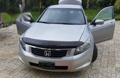 Honda Accord 2009 Silver for sale