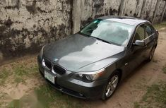 BMW 530i 2007 Gray for sale
