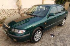 Mazda 626 2001 Green for sale