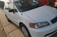 Tokunbo Honda Odyssey 1998 White for sale