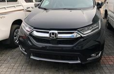 Honda CR-V 2017 Black for sale