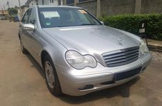Mercedes Benz C180 2005 Silver for sale