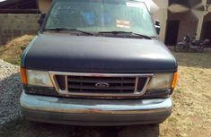 Ford Econoline 2005 Blue for sale