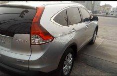 Honda CR-V 2013 Silver for sale