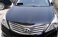 Hyundai Azera 2014 Black
