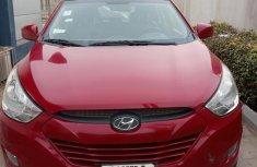 Hyundai ix35 2011 Red for sale