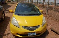 Honda Jazz 2011 1.4 i-Vtec Automatic Yellow