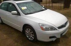 Honda Accord 2006 White for sale