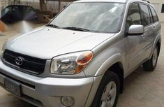 Toyota RAV4 2005 2.0 Silver for sale