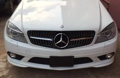 Mercedes-Benz C280 2009 White for sale