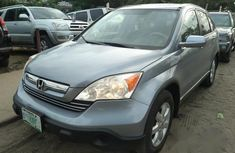 Honda CR-V EX-L 4WD Automatic 2009 Blue for sale