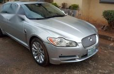 Jaguar XF Supercharged 2010 Silver for sale