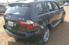 BMW X3 2008 Black for sale