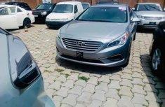 Hyundai Sonata 2016 Gray for sale