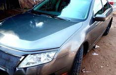 Ford Fusin SE 2010 Gray for sale