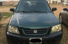 Honda CR-V 2002 Green for sale