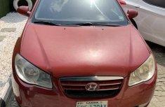 Hyundai Elantra 2007 1.6 GLS Red for sale