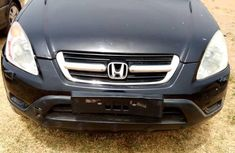 Honda CR-V EX 4WD Automatic 2003 Black for sale