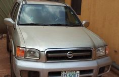 Nissan Pathfinder 2003 Silver for sale